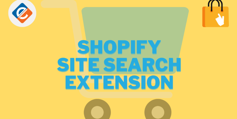 Shopify Site Search Extension