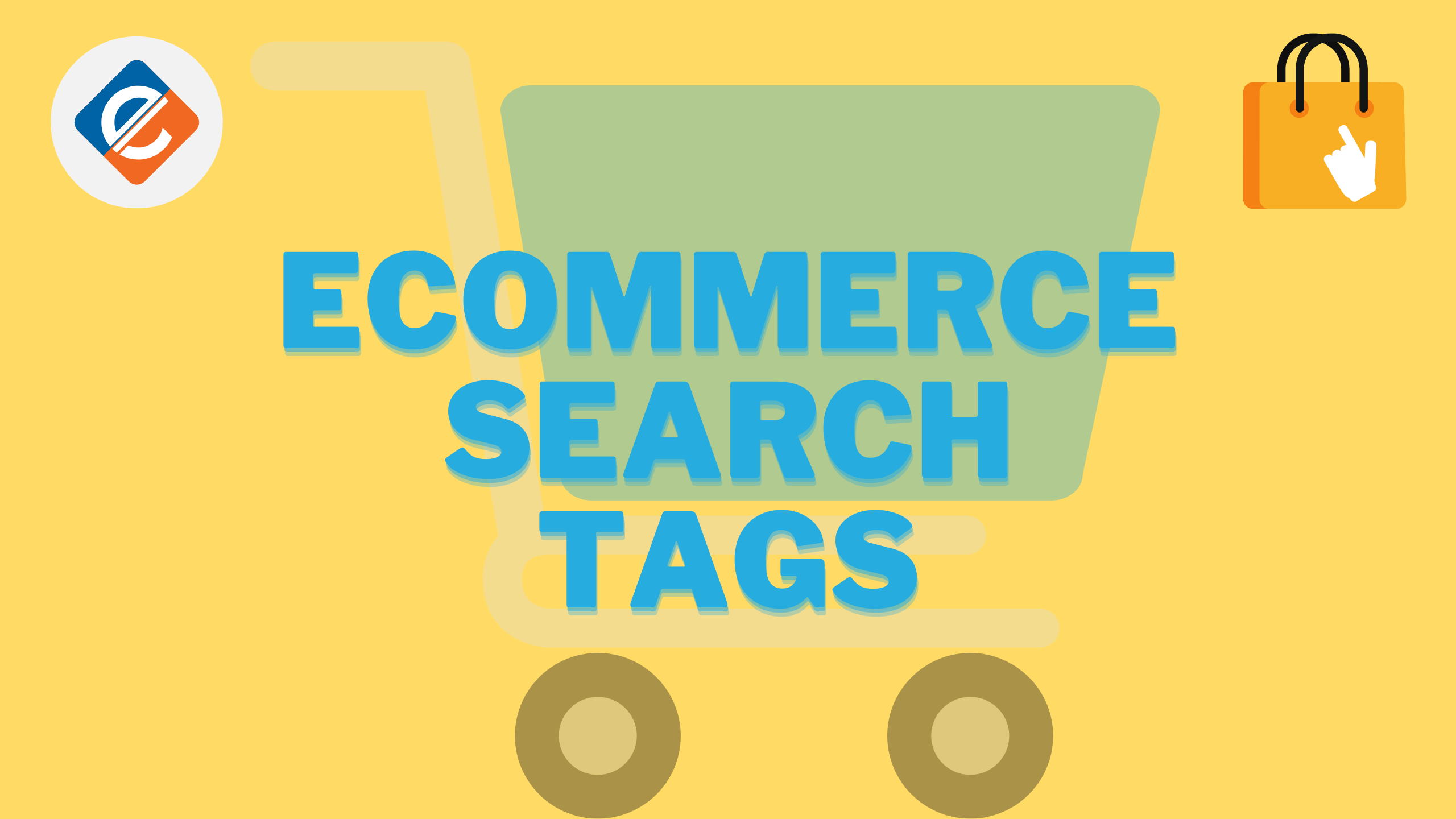 ecommerce search tags