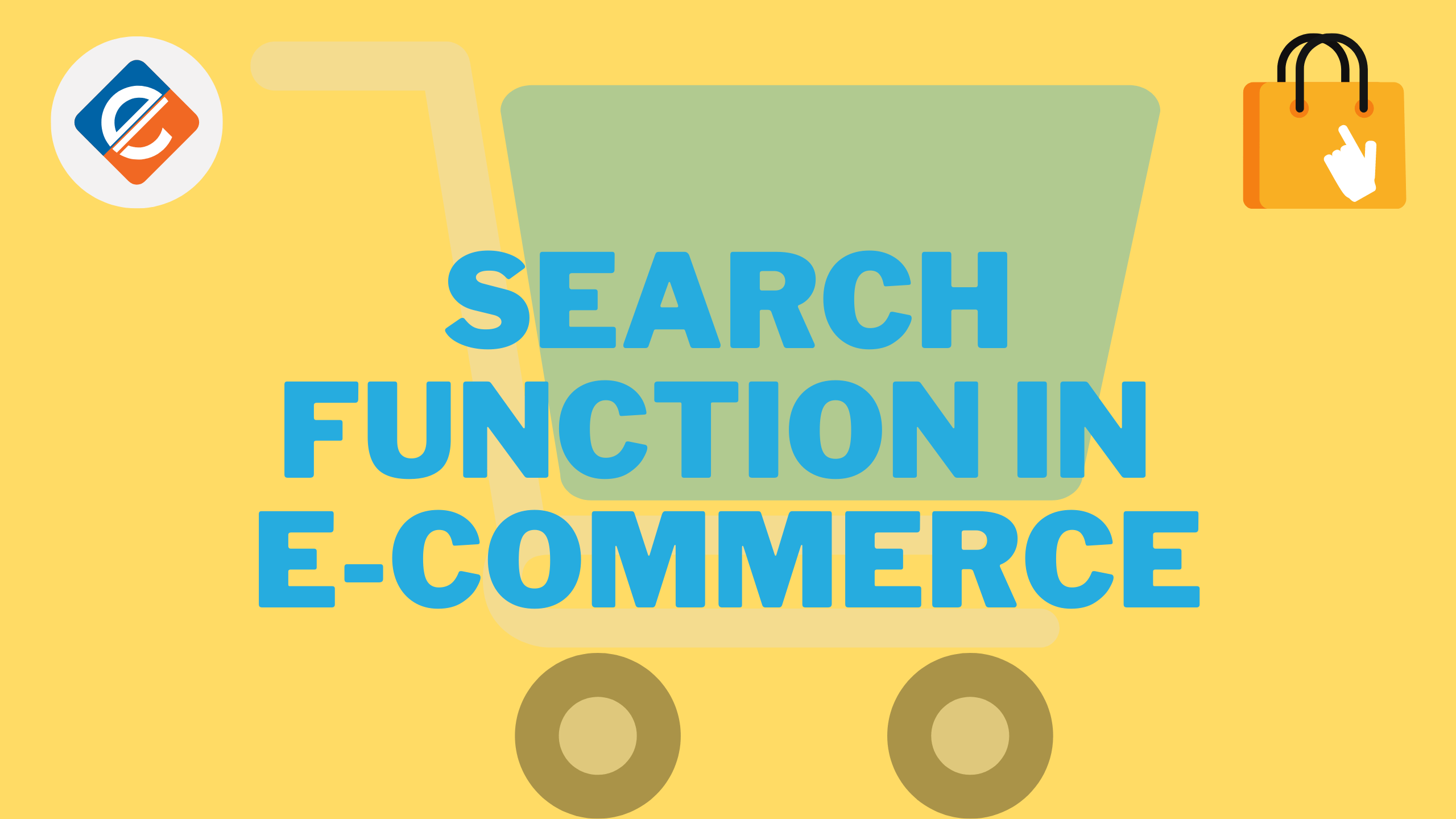 search function in ecommerce