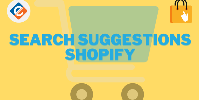 search suggestions shopify