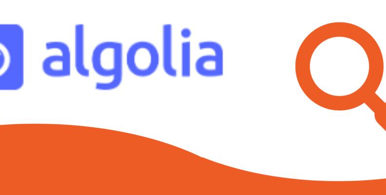 algolia autcomplete