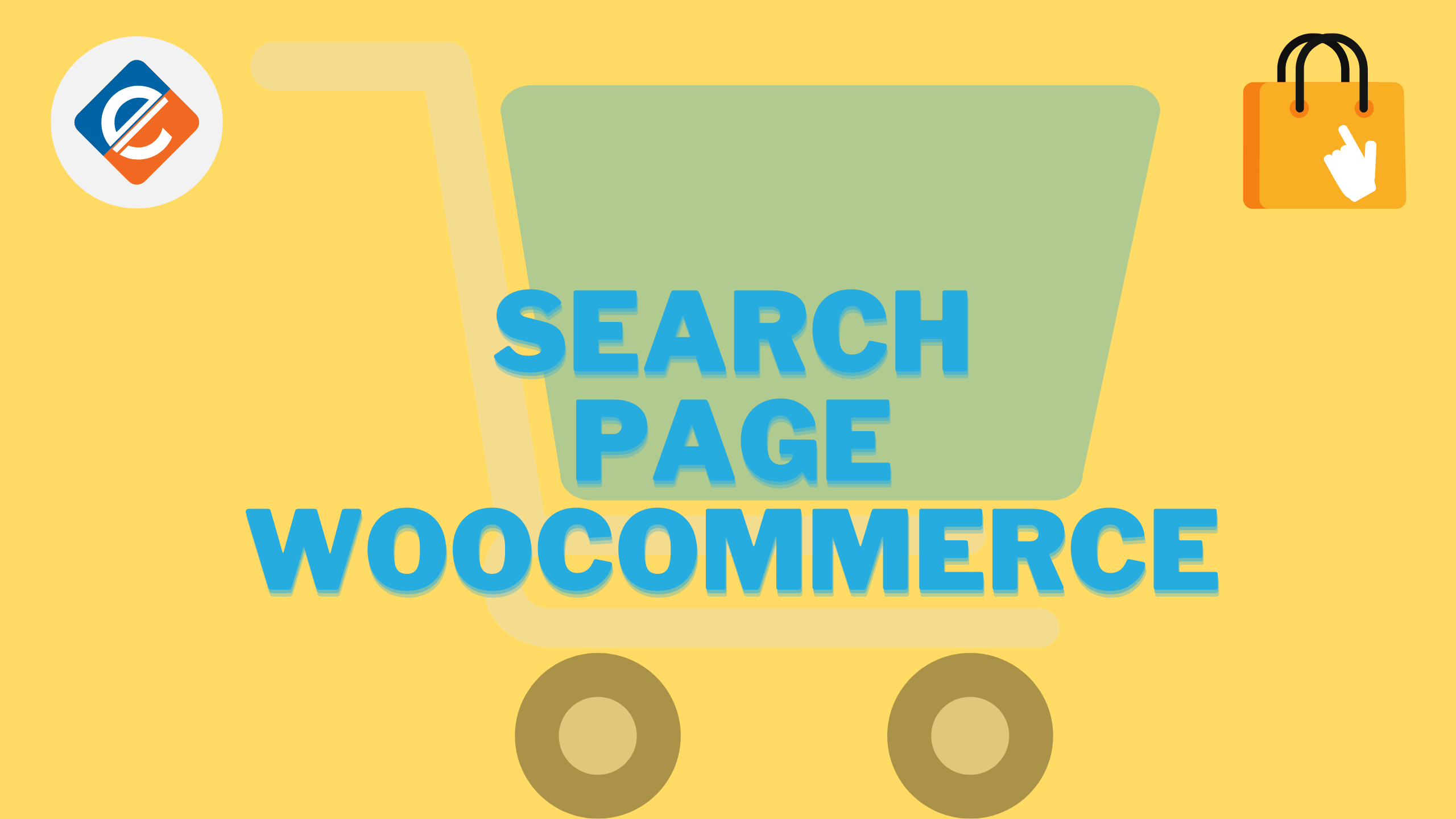Search Page Woocommerce