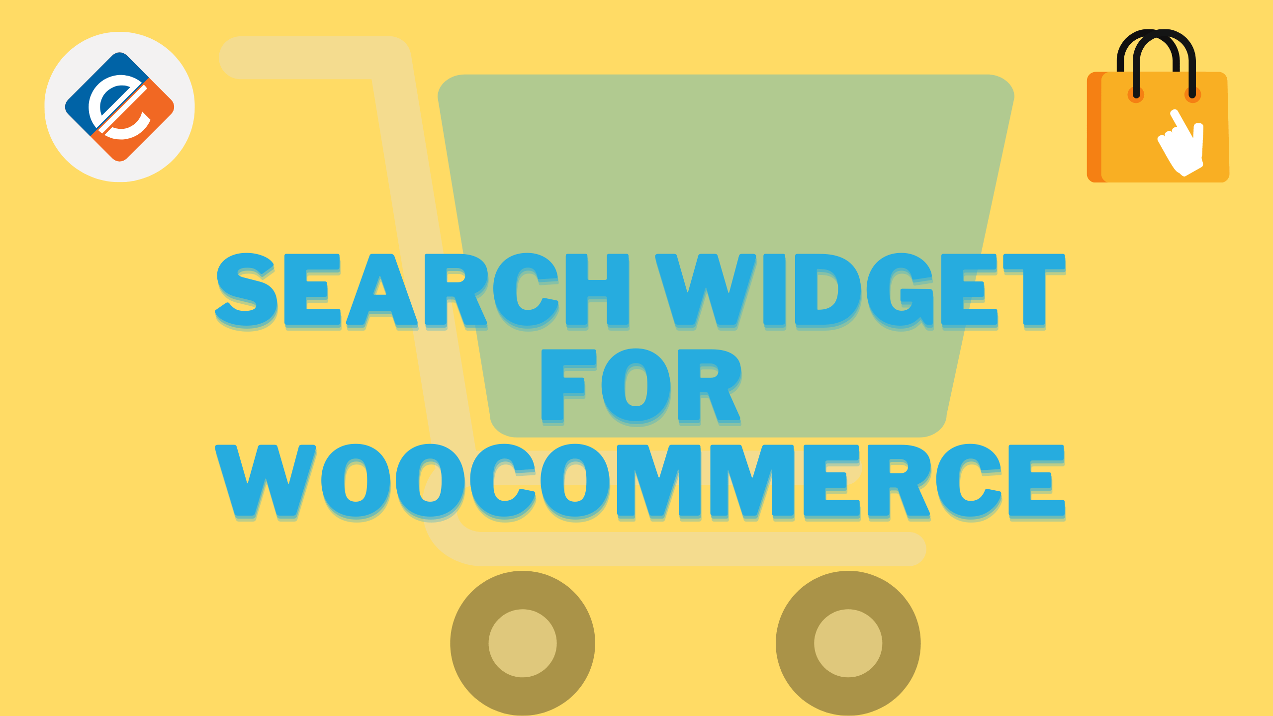 Search Widget for Woocommerce