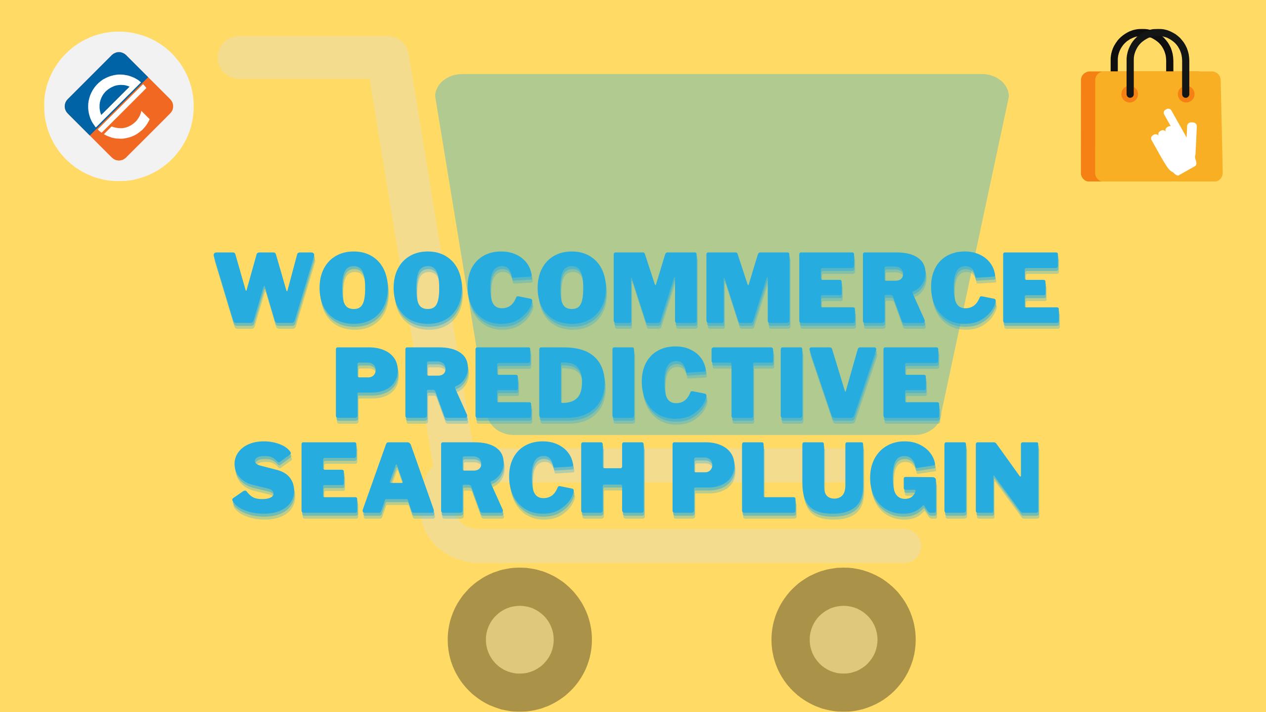 Woocommerce Predictive Search Plugin