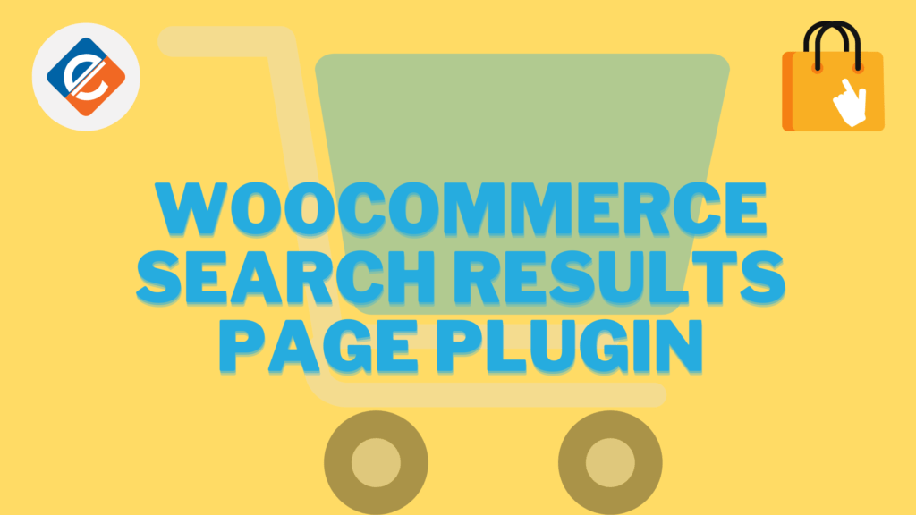 Woocommerce Search Results Page Plugin