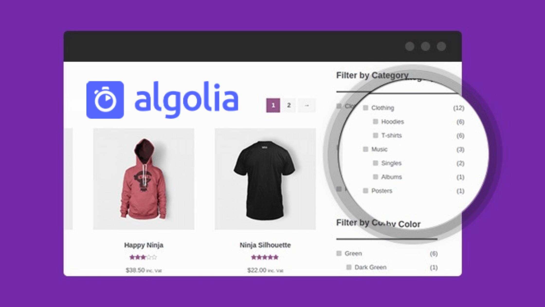 Algolia Woocommerce Price