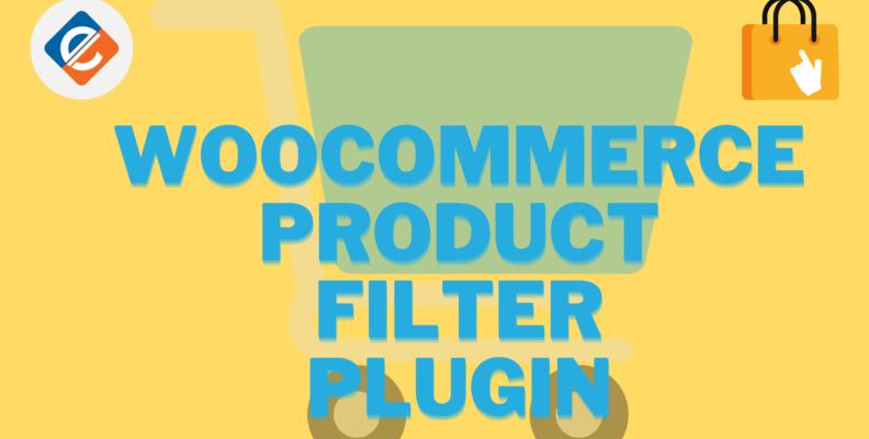woocommerce product filter plugin