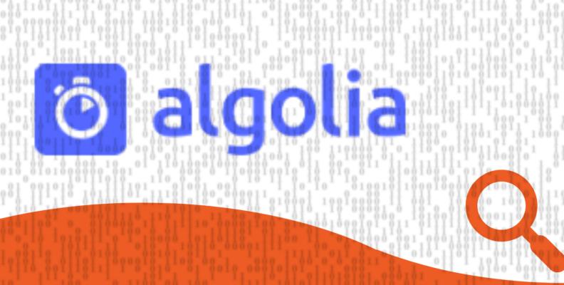 Algolia Instant Search