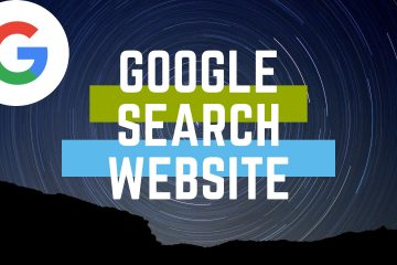 google search website