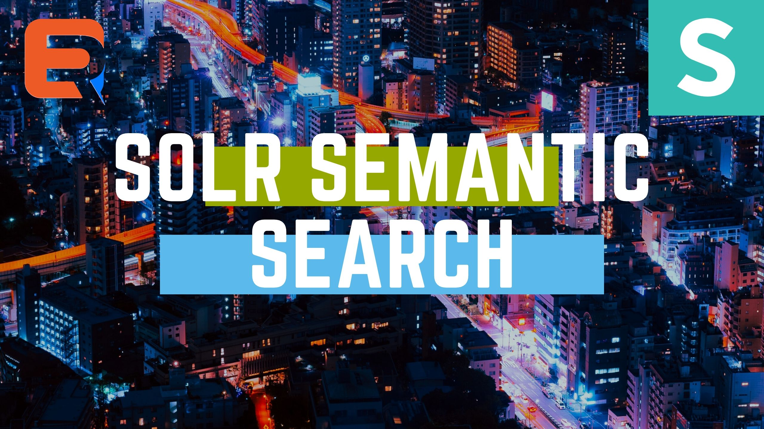 SOLR SEMANTIC SEARCH