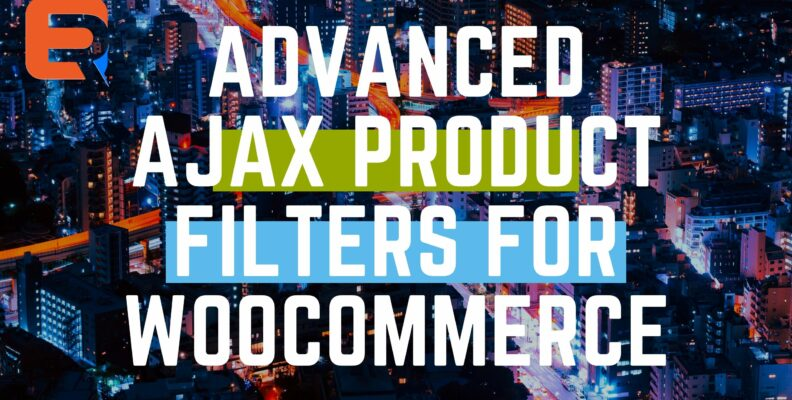 Advanced Ajax Product filters for Woocommerce