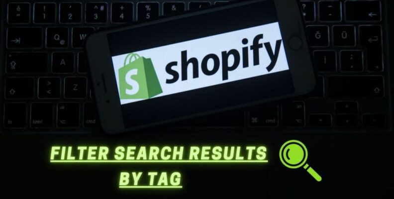 Shopify Filter Search Results By Tag - How To?