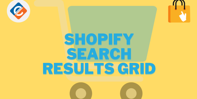 Shopify Search Results Grid