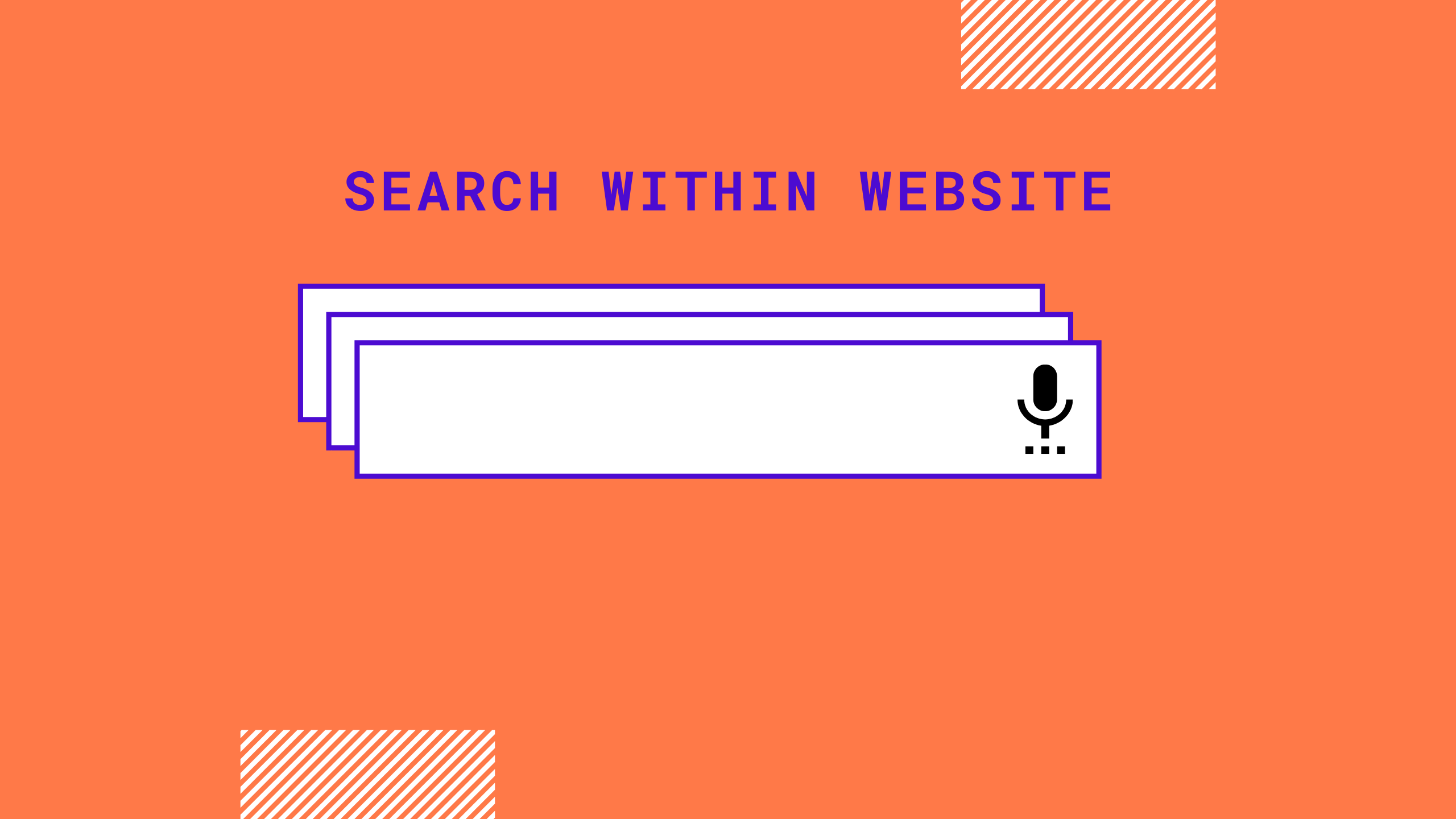 Search Within Website