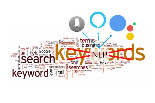 voice search NLP