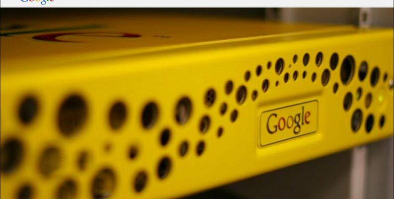 Google search appliance