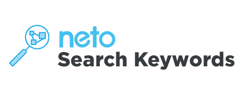 custom search and filters for neto