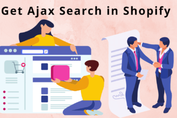 Get AJAX search in Shopify